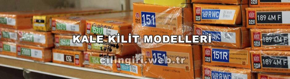 Kale Kilit Modelleri